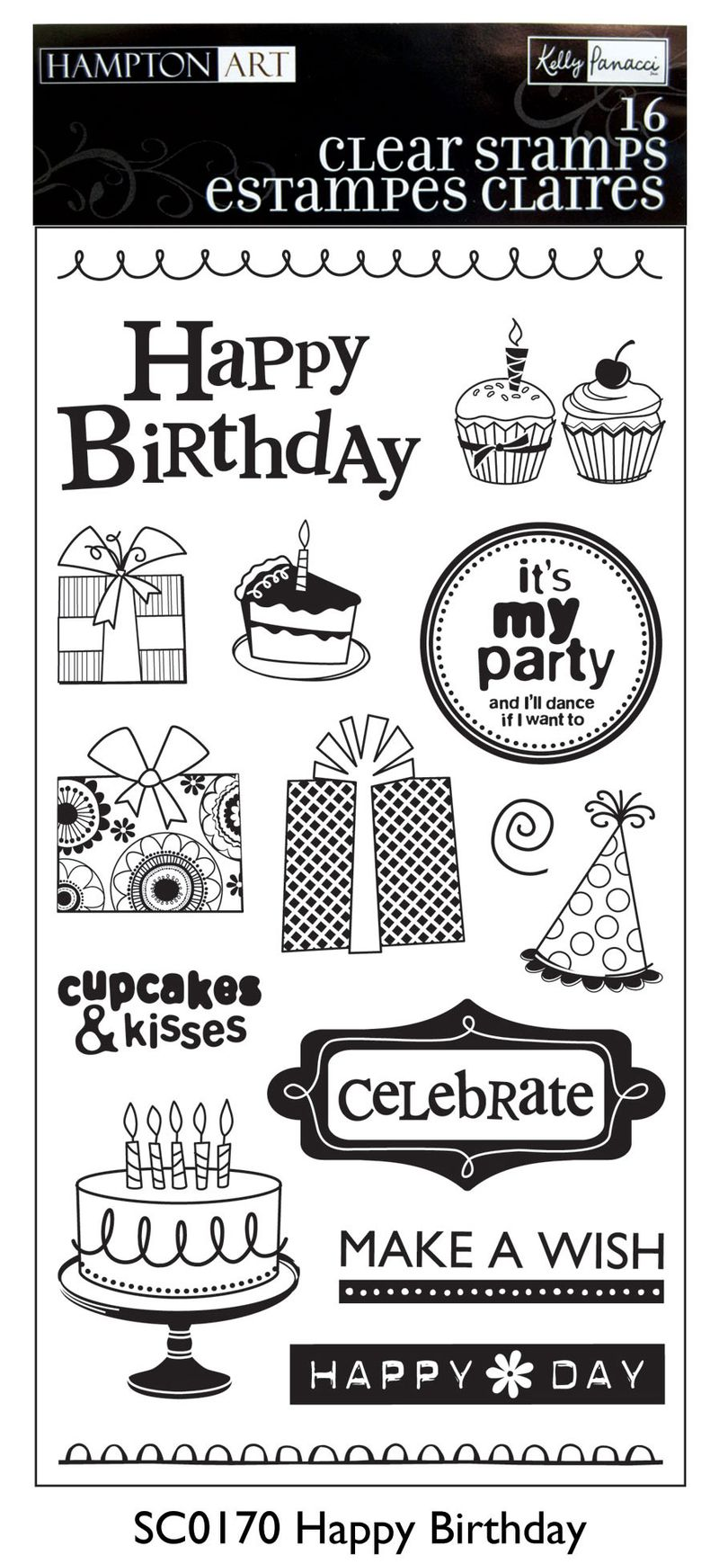 Birthday-stamps